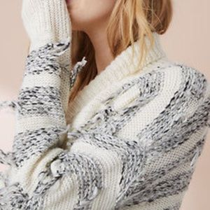 Lou & Grey Fringe Out Sweater